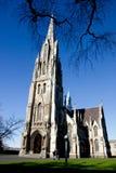 Церковь на Новой Зеландии Стоковая Фотография