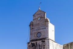 Церковь на Xilitla, San Luis Potosi - Мексике Стоковая Фотография RF