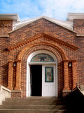 церковь небесная стоковая фотография