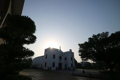 Церковь небесного короля Стоковые Изображения RF