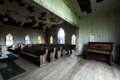 церковь немногая старое Стоковое Изображение