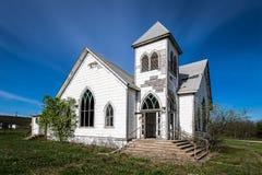 церковь немногая старое Стоковое Изображение RF