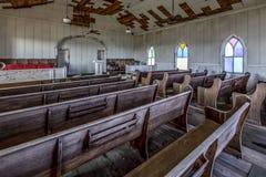 церковь немногая старое Стоковые Фотографии RF