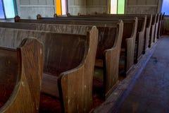 церковь немногая старое Стоковые Изображения