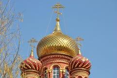 церковь новая Стоковое Изображение RF