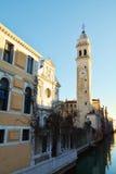 Церковь около квадрата ` s St Mark, в Венеции, Италия Стоковые Изображения