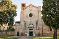 Церковь Острова Св. Елена Стоковое фото RF