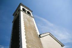 церковь отсутствие окон Стоковое фото RF