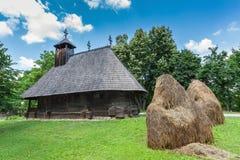 Церковь от румына стоковое фото rf