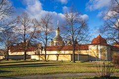 Церковь паломничества девой марии побед Стоковая Фотография