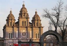 Церковь Пекина, Китай стоковая фотография