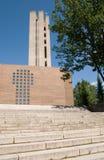 церковь перекрестная Финляндия lahti стоковое фото rf