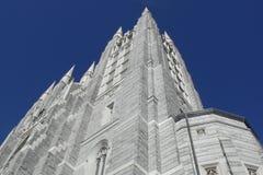 Церковь перспективы Стоковые Изображения RF