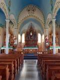 церковь покрасила Стоковые Фото