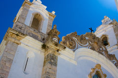 церковь Португалия Стоковые Фото