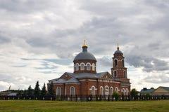 церковь правоверная Россия Стоковые Изображения RF