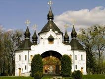 церковь правоверная Украина Стоковые Фото