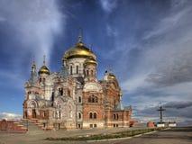 церковь правоверная Стоковое Изображение