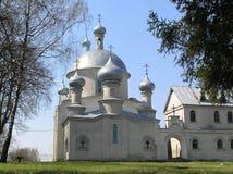 церковь правоверная Стоковые Фото