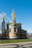 церковь правоверная Стоковая Фотография RF