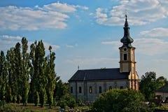 церковь правоверная Стоковые Изображения RF