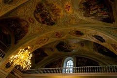 церковь правоверная kazan kazan kremlin Стоковое Фото