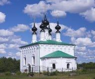 церковь правоверная Suzdal Стоковые Фото