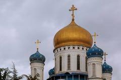 церковь правоверная Uzhgorod Стоковое Изображение