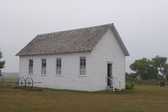 Церковь прерии Стоковые Фото