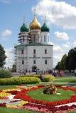 Церковь предположения kolomna kremlin Россия Стоковые Изображения