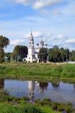 Церковь представления Иисуса Стоковое Изображение RF