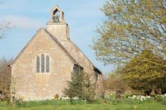 церковь привлекательно старомодный Стоковая Фотография