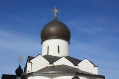 церковь придает куполообразную форму: правоверное Стоковая Фотография RF