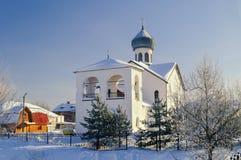 Церковь принца Александра Nevsky St грандиозного Стоковые Изображения RF