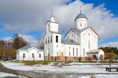 Церковь принца Александра Nevsky St, Gomel, Беларуси Стоковые Фото