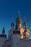 церковь придает куполообразную форму: правоверное Стоковое Изображение