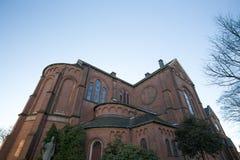 Церковь Ремшайд Германия suitbertus St Стоковое Изображение RF