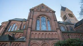 Церковь Ремшайд Германия suitbertus St Стоковое фото RF
