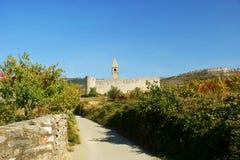 Церковь романск в Hrastovlje, Словении Стоковые Изображения
