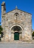 Церковь романск Cedofeita в Oporto стоковая фотография rf