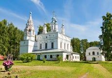 церковь Россия стоковая фотография