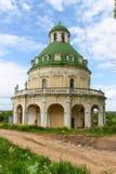 Церковь, Россия. стоковая фотография