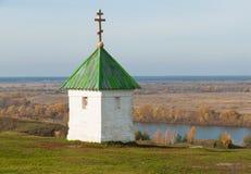 Церковь, Россия. Стоковые Изображения
