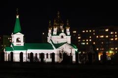 церковь Россия Стоковое Изображение