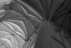 Церковь Росток Германия St Mary Стоковое Фото