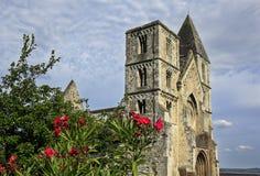 Церковь руин Zsambek Стоковые Изображения