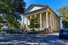 Церковь саванны Стоковая Фотография