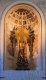 Церковь Сакраменто del Colonia Стоковые Изображения