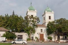 Церковь Сантьяго Лос Domenicos делает Чили Стоковая Фотография