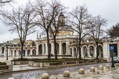 Церковь Сан Антонио. Дворец Аранхуэса, Мадрида, Spain.World h Стоковое фото RF